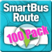 SmartBusRoute 100 Licenses - 1 Year
