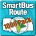 1000 pack iPhone SmartBusRoute